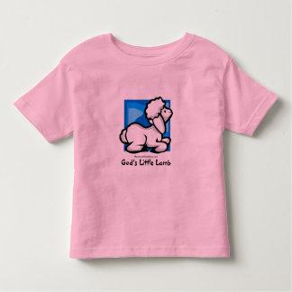 God's Little Lamb Toddler T-shirt