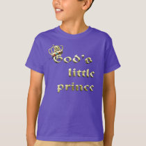 God's Little Prince Kids' T-Shirt