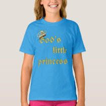 God's Little Princess Kids' T-Shirt