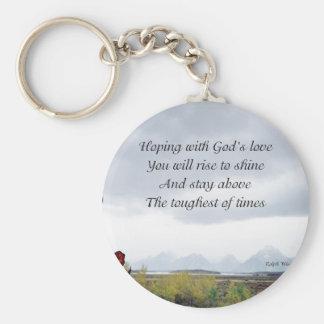 God's love key chains