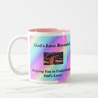 God's Love Revealed Coffee Mugs