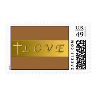 God's Love Stamp