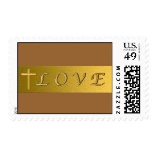 God's Love Stamp
