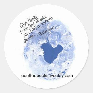 God's Love Stickers