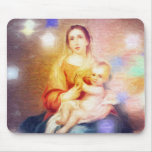 God's Masterpiece Is Mother Mousepads