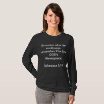 """GOD'S MASTERPIECE"" T-Shirt"