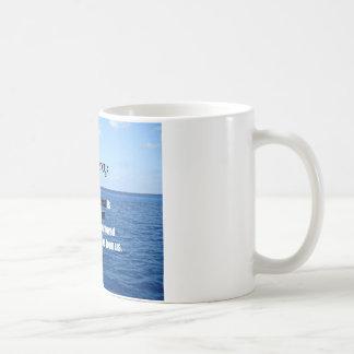 God's Mercy: Psalm 103:12 Coffee Mug