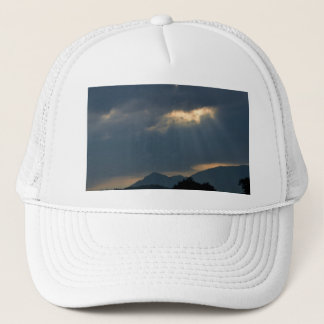Gods Morning Rays Trucker Hat