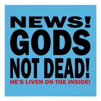 GODS NOT DEAD! news poster