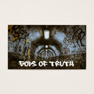 Gods of Truth Info Card [Business Card]