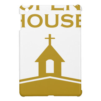 God's Open House iPad Mini Cover