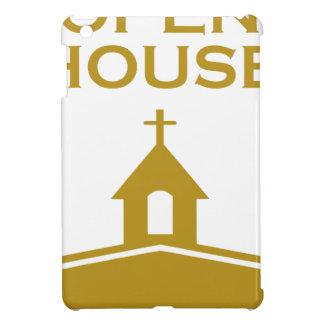 God's Open House iPad Mini Cover