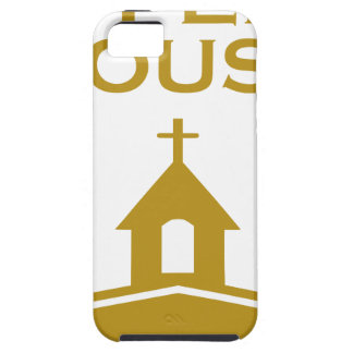 God's Open House iPhone SE/5/5s Case