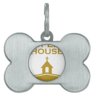 God's Open House Pet Tag