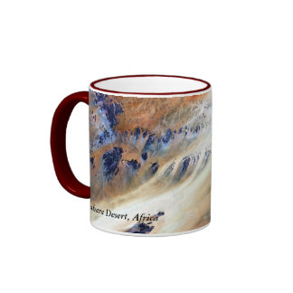 Gods Paintbrush - Sahara Desert, Africa Ringer Mug