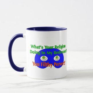 God's Perverts Mug