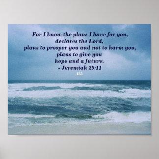 GOD'S PLAN POSTER