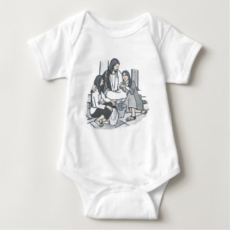 God's Promise Baby Bodysuit