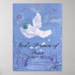 God's  Promise of Peace Print