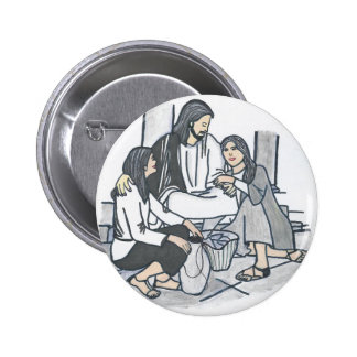 God's Promise Pinback Button