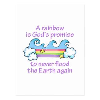 GODS PROMISE POSTCARDS