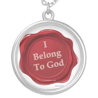 God's Seal of Ownership Necklace