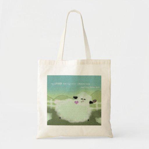 God's Sheep Tote Tote Bag
