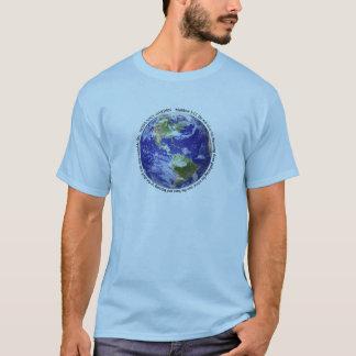GOD'S SOUL GARDEN, MATTHEW 3:12 T-Shirt