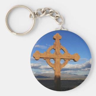 God's View Keychain