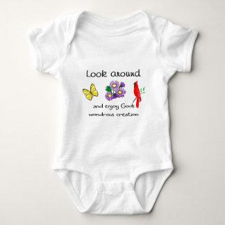 God's wondrous creation t-shirt