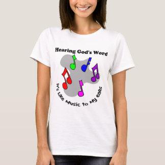 God's word is like music T-Shirt