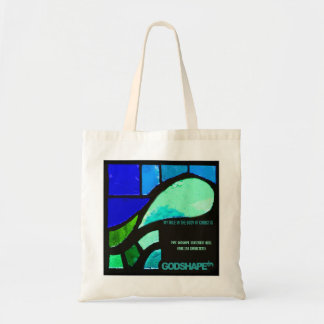 GodShape Statement TOTE - STAINED GLASS