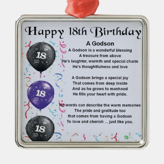 Sons 18th Birthday Gifts On Zazzle
