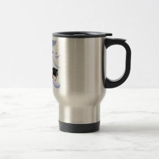Godson poem - Graduation design Travel Mug