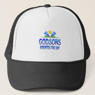 Godsons Brighten the Day Trucker Hat