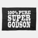 Godsons Gifts : 100% Pure Super Godson Hand Towels