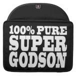 Godsons Gifts : 100% Pure Super Godson Sleeves For MacBooks