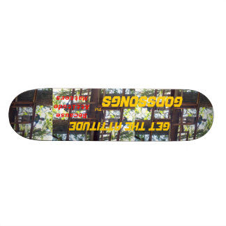 Godssongs Skateboard Deck
