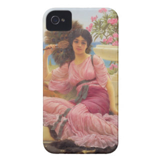 Godward, caso del iPhone 4 de Flabellifera Carcasa Para iPhone 4