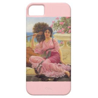 Godward, caso del iPhone 5 de Flabellifera Funda Para iPhone SE/5/5s