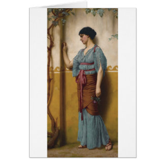 Godward - The Trysting Place Card