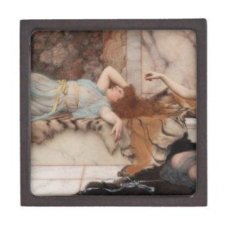 Godward - travesura y descanso cajas de joyas de calidad