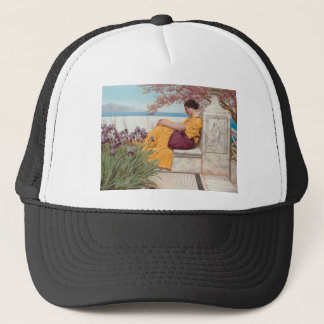 Godward - Under the Blossom that Hangs on the Boug Trucker Hat