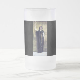 Godward Woman Warrior Guard Mug