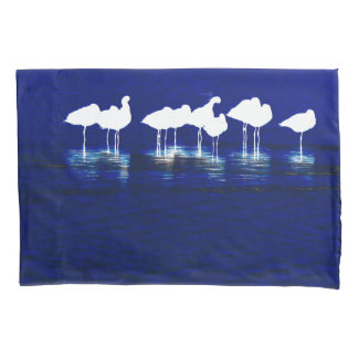 Godwit Shorebird Birds Animal Wildlife Pillowcase