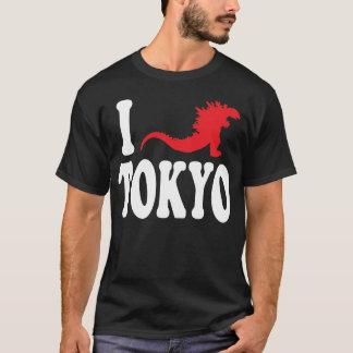 """""""Godzilla Loves Tokyo"""" T-Shirt"""