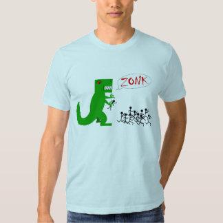 Godzilla zonk shirt
