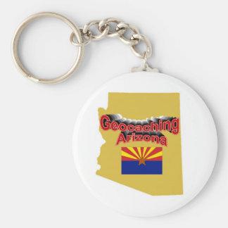 Goecaching Arizona Key Chain