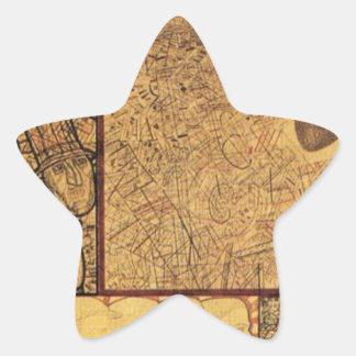 GOELRO (Lenin s Plan for the Electrification) Star Sticker