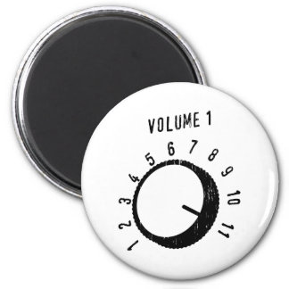 Goes to Eleven Refrigerator Magnet
